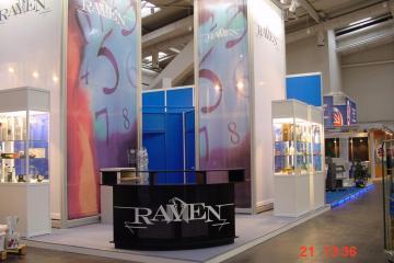 Raven, Hannover Messe